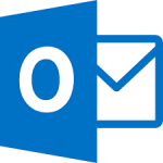 Icono de outlook
